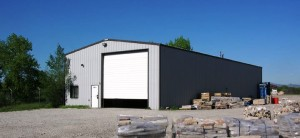 Another Steel Building in Wilmington by Britt's Steel Buildings Wilmington NC